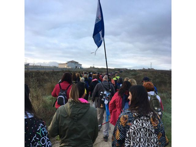 Superada con éxito la IV etapa del Camino de Guadalupe