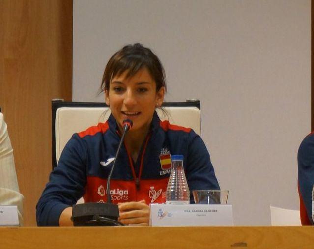 Sandra Sánchez afronta el Mundial de Kárate con