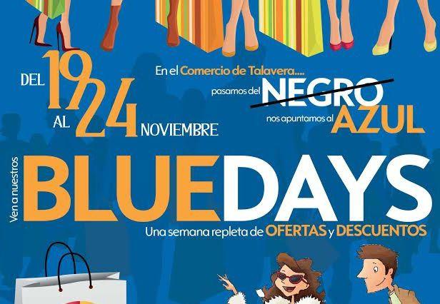 Vuelven los 'BlueDays del Comercio Talaverano' con descuentos y promociones