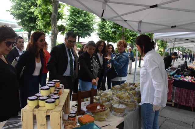 FADEMUR celebra su 'Feria de Mujeres Emprendedoras' en Talavera