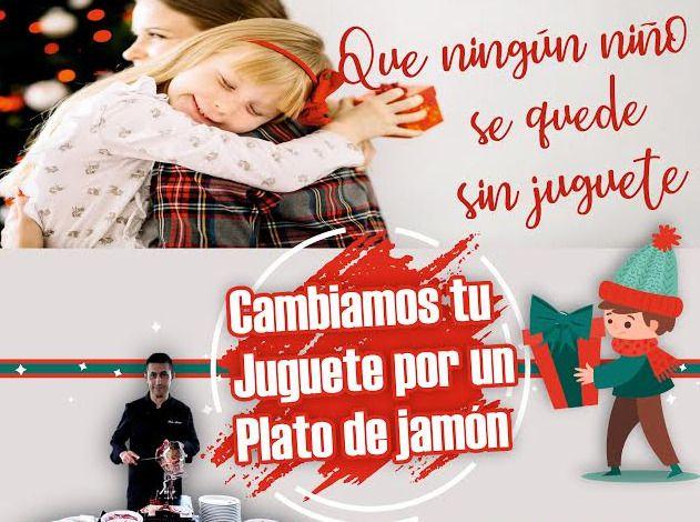 Organizan en Talavera una recogida de juguetes solidaria