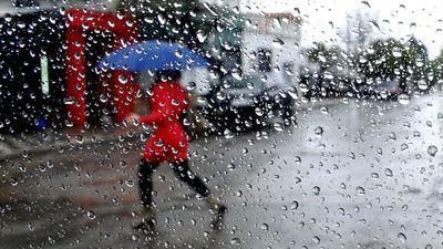 Continúa la lluvia este fin de semana