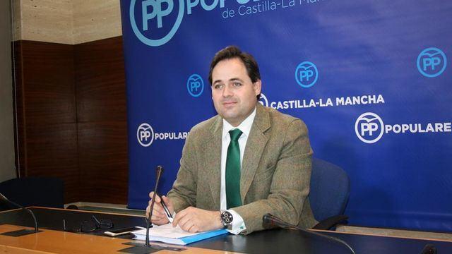 Núñez destaca que cada vez más afiliados se suman al 'proyecto ganador' del PP