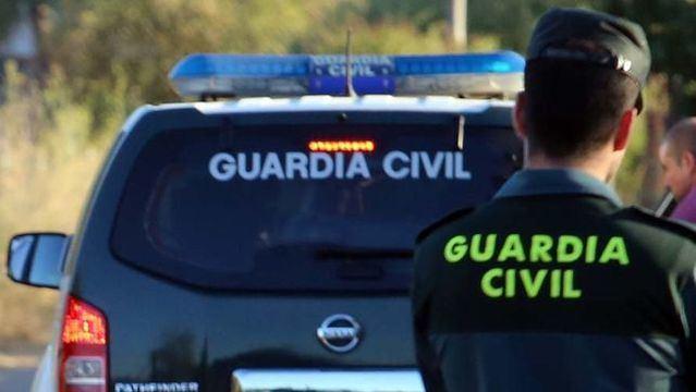 La Guardia Civil desarticula una organización criminal dedicada al tráfico de drogas y tenencia ilícita de armas