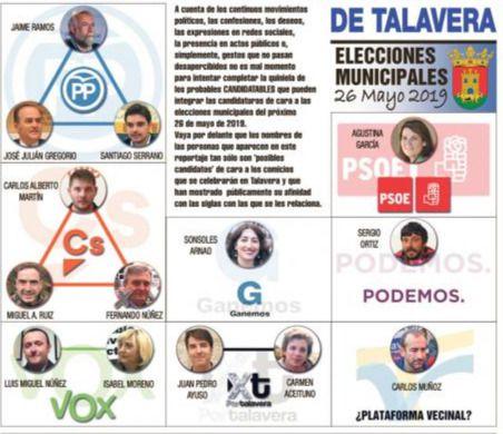 REPORTAJE | Los Candidatables de Talavera