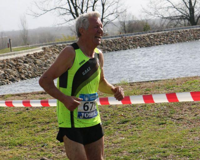 Antonio Mohedano agranda su leyenda con un oro en el Campeonato de España de Trail