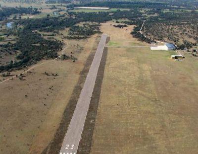 Quieren ampliar el aeródromo de La Iglesuela