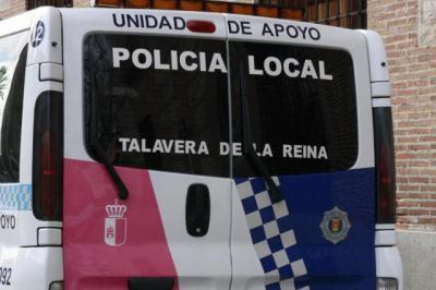 La Policía Local de Talavera esclarece un accidente de tráfico ocurrido el 1 de diciembre