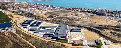 Desaladora de Torrevieja (Alicante)