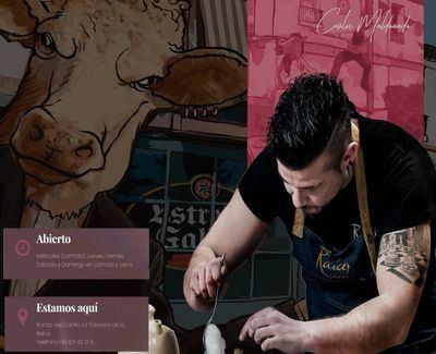 'Raíces', del talaverano Carlos Maldonado, entre los mejores restaurantes de España