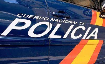 La Policía Nacional evita el suicidio de una mujer de 53 años