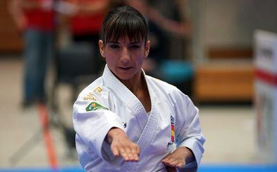 La talaverana Sandra Sánchez, por quinto año consecutivo, campeona de España de kárate