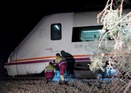 La Guardia Civil ya investigaba otros cuatro sabotajes contra el tren de Extremadura en 15 días