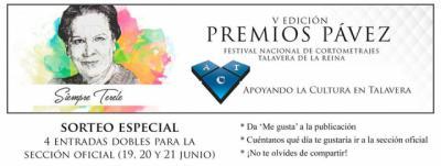La Asociación del Comercio de Talavera apuesta por la cultura colaborando con los 'Pavez'