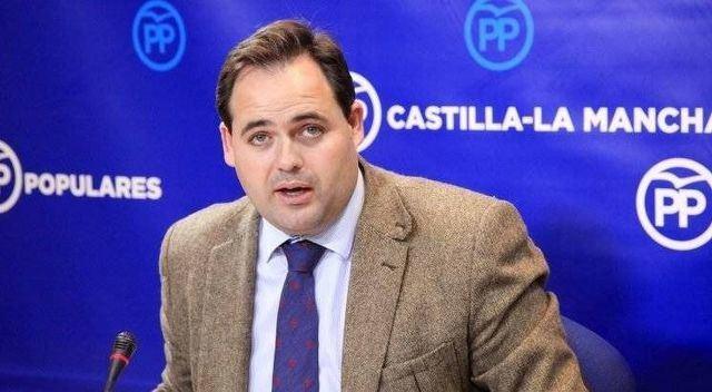 El presidente del PP de Castilla-La Mancha, Paco Núñez / Archivo