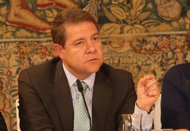 El presidente de Castilla-La Mancha, Emiliano García-Page / Archivo