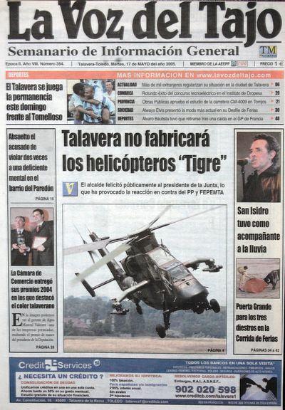 PORTADAS   'Mil números y cuatro décadas haciendo periodismo' (VIII)