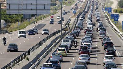 Fin de semana sin accidentes mortales de tráfico en CLM
