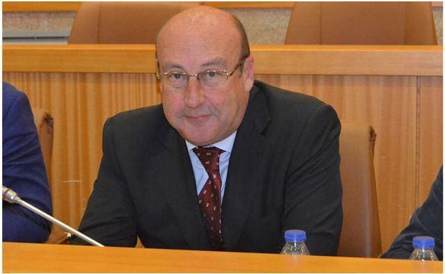Arturo Castillo, concejal de Economía / Archivo