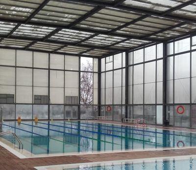 Las piscinas del polideportivo José Ángel de Jesús reabrirán el miércoles