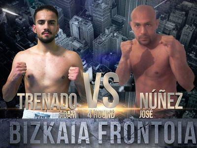El boxeador talaverano Adam Trenado debuta como profesional este viernes en Bilbao