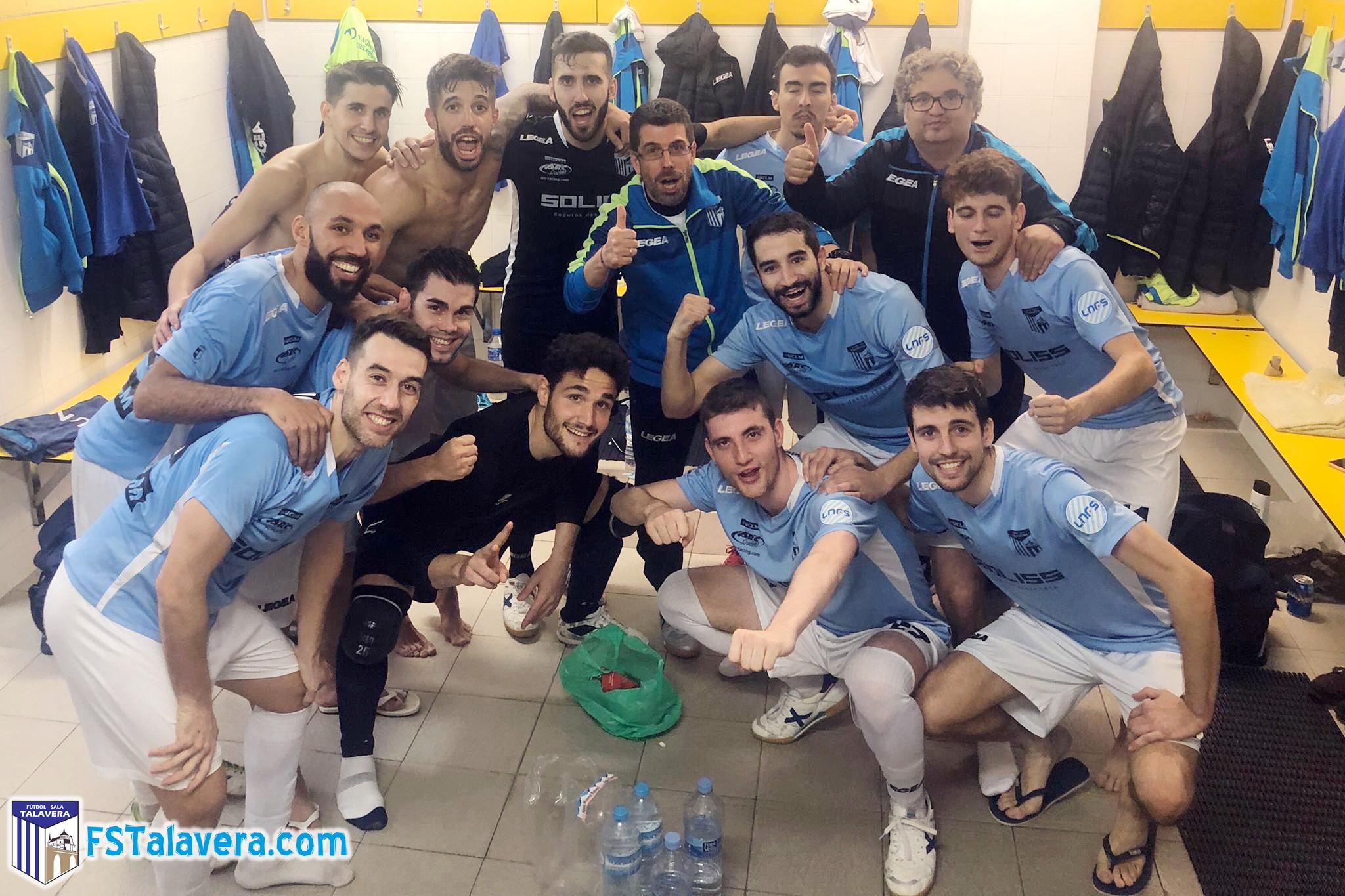 El Soliss FS Talavera vence al Otxartabe y avanza en la Copa del Rey - www.lavozdeltajo.com