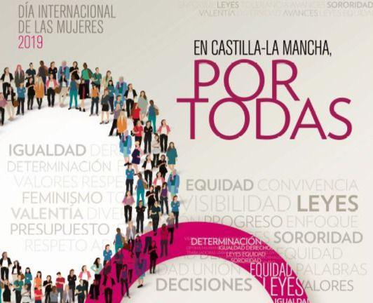 Castilla-La Mancha, una región que busca la igualdad, 'por todas'