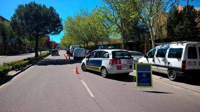 Nueva campaña del uso del cinturón de seguridad en Talavera