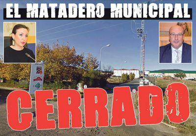 Continúan las obras del matadero municipal 24 días después del cierre