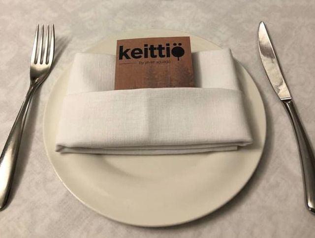 Javier Aguado inaugura en Talavera el restaurante 'Keittiö'