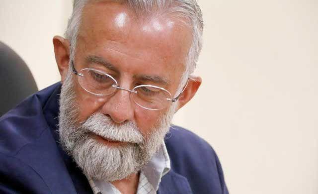 El alcalde de Talavera, Jaime Ramos / Archivo