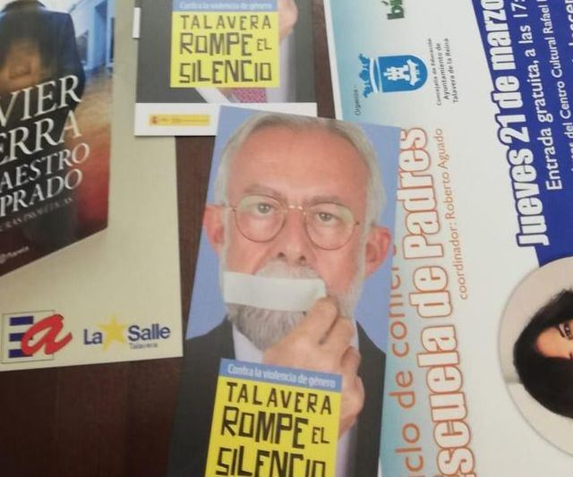 Ramos 'no da la cara' para explicar su participación en la campaña contra la violencia de género