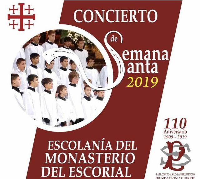 La Escolanía del Monasterio del Escorial vuelve a Talavera