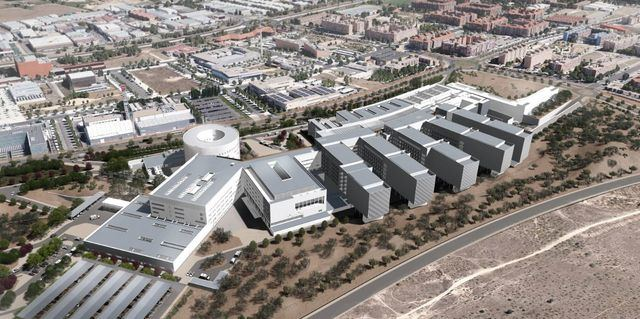 Hospital Universitario de Toledo - Árgola arquitectos