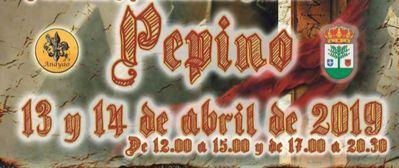 Vuelve el Pepino más medieval con su tradicional Mercado