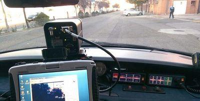 La Policía Local denuncia a 18 conductores durante la campaña de control de velocidad