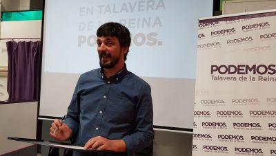 Unidas Podemos concurrirá a las elecciones municipales sin Ahora Talavera y XTalavera