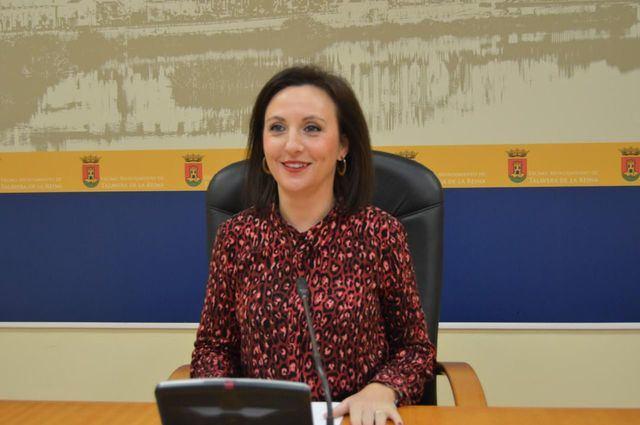 La portavoz del Gobierno municipal, María Rodríguez