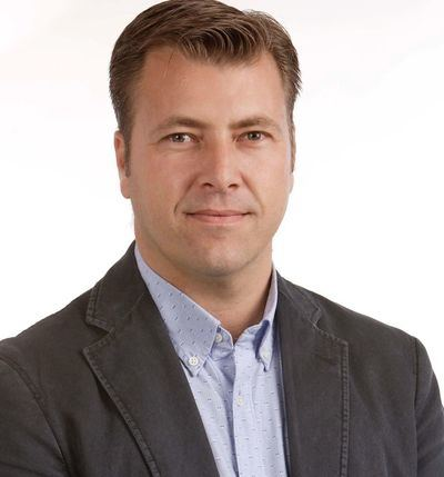 Pedro Congosto Sánchez, alcalde de Santa Olalla / Twitter