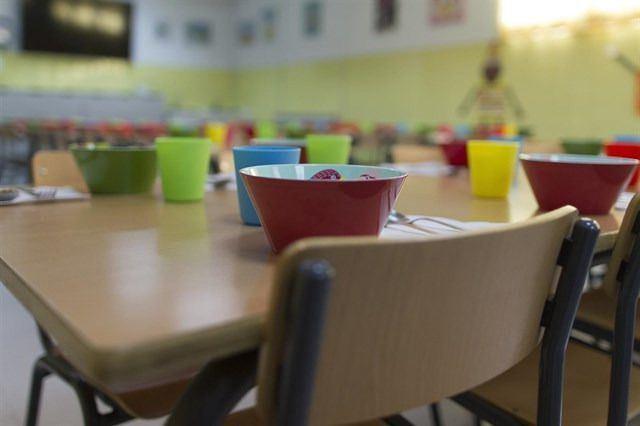 El coste del servicio de comedor para este curso escolar será de 4,65 euros