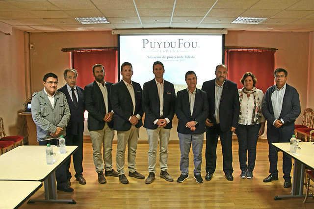 """Page: """"Puy du Fou será el proyecto con mayor impacto en generación de empleo y novedades turísticas de toda España"""""""