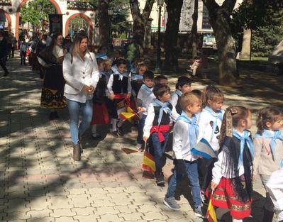 Más de 2.500 escolares participan en la Mondilla