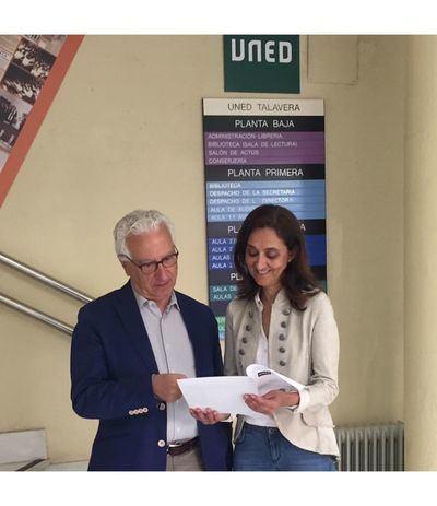La Diputación de Toledo colabora con la UNED de Talavera en un nuevo ciclo de conferencias en los centros penitenciarios