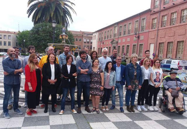 Unidas Podemos Talavera presenta su candidatura a la Alcaldía