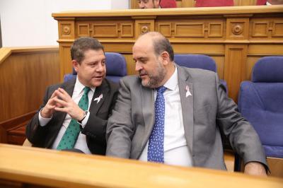 El pacto PSOE-Podemos se impone en las Cortes y sacan adelante sus 14 resoluciones tumbando las 7 del PP