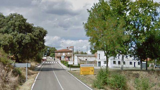 Montesclaros / Google Maps