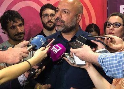 García Molina dimite como secretario general de Podemos