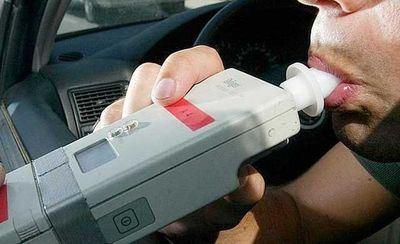 Detenido por conducir un tractocamión superando en 7 veces la tasa de alcoholemia