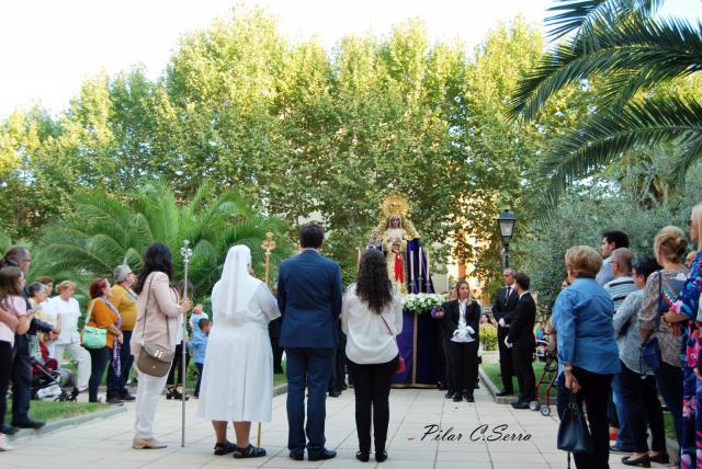 TALAVERA   Donación de la Real Hermandad de Nuestro Padre Jesús Nazareno al asilo de las Hermanitas de los Pobres