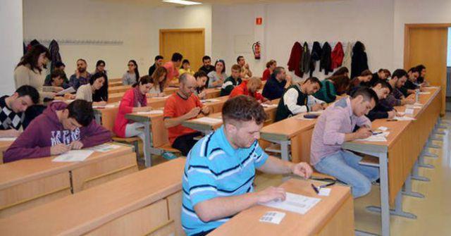 Comienzan las pruebas de la Evaluación de Acceso a la Universidad, con 726 estudiantes en Talavera